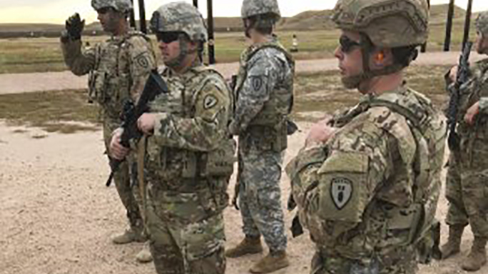 us army modular scalable vest test