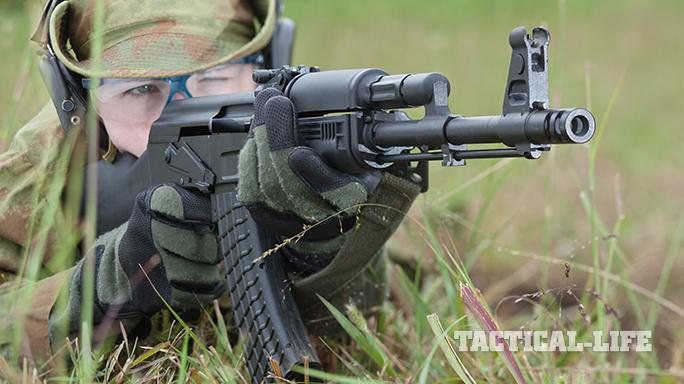 Arsenal SAM7R AK rifle