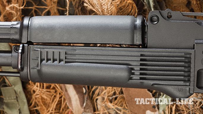 Arsenal SAM7R AK rifle handguard