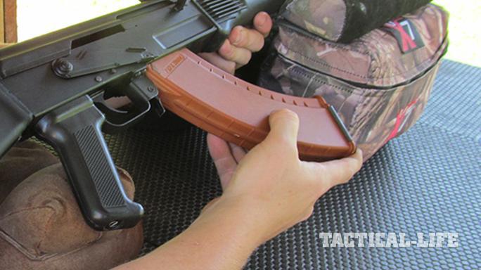 Arsenal SAM7R AK rifle magazine