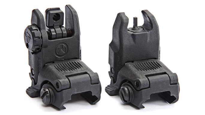 Magpul MBUS backup iron sights