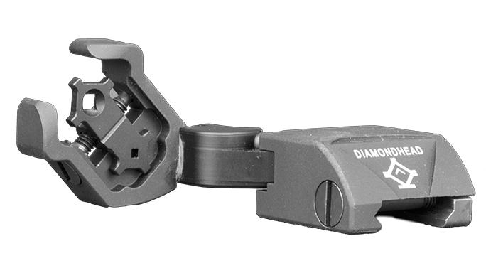 Diamondhead D-45 ISS backup iron sights