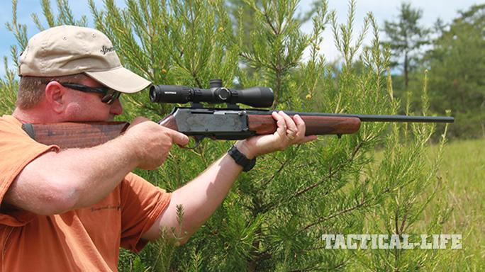 Browning BAR Mark II Safari rifle