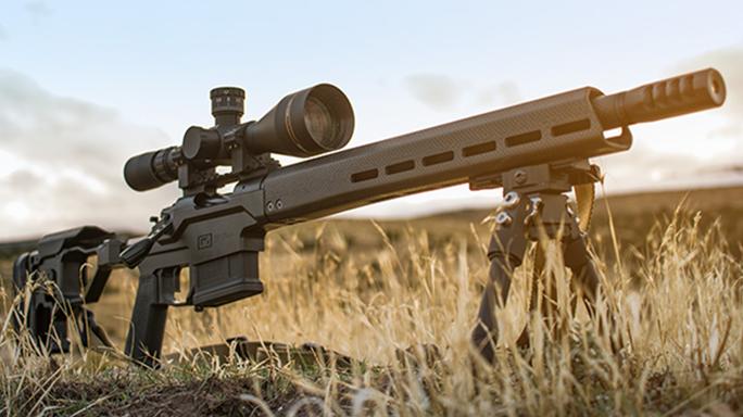 Christensen Arms Modern Precision Rifle right profile
