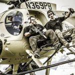 daniel defense ar rifle helicopter