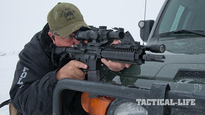 daniel defense ar rifle test