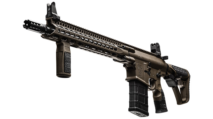 daniel defense ar rifle dd5v1 left angle