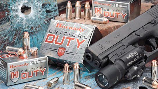 hornady critical duty ammunition