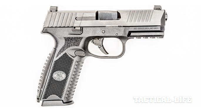FN 509 pistol right profile