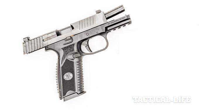 FN 509 pistol barrel