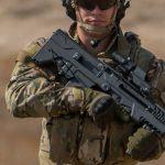 IWI Tavor 7 bullpup rifle