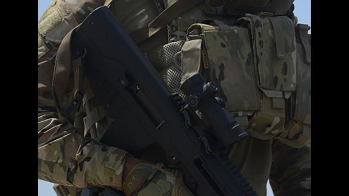IWI Tavor 7 bullpup rifle stock