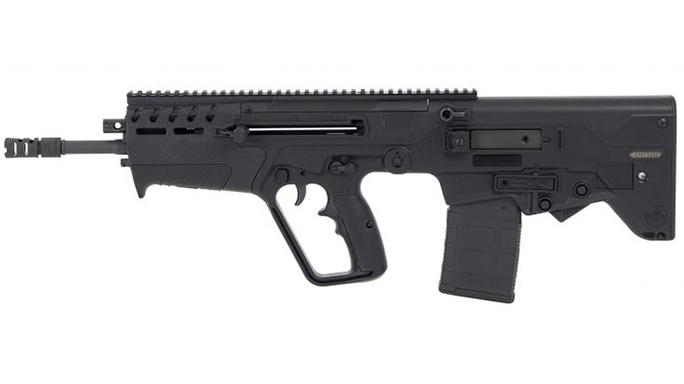 IWI Tavor 7 bullpup rifle left profile