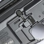 LWRCI REPR MKII rifle lower receiver left profile