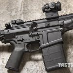 LWRCI REPR MKII rifle right profile