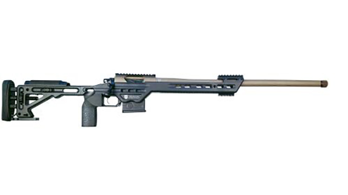 MasterPiece Arms MPA 224BA rifle right profile