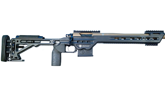MasterPiece Arms MPA 224BA rifle chassis
