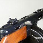 Soviet PPSh-41 submachine gun sights