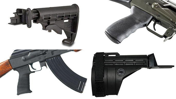 ak stocks and grips