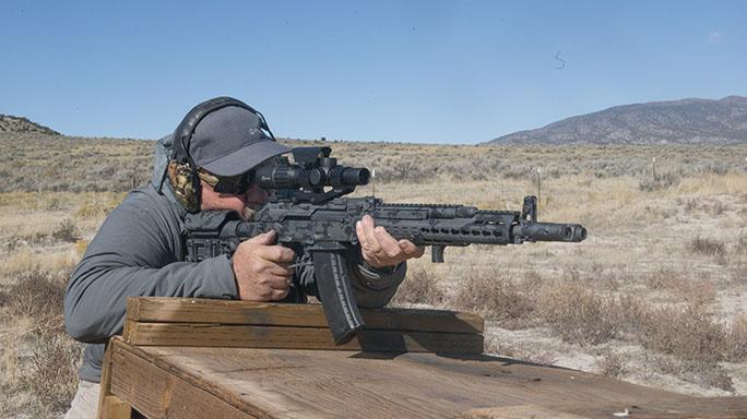 Burris RT-6 Riflescope Athlon outdoors Rendezvous action
