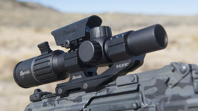 Burris RT-6 Riflescope Athlon outdoors Rendezvous profile