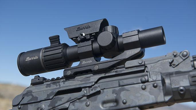 Burris RT-6 Riflescope Athlon outdoors Rendezvous solo