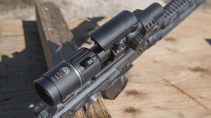 Burris RT-6 Riflescope Athlon outdoors Rendezvous top