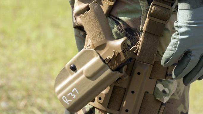 army m17 pistol holster
