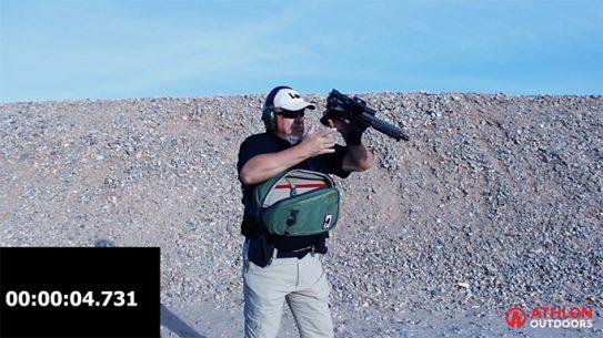 Modern Outfitters MC6-SD 6 Folding Pistol deployment test
