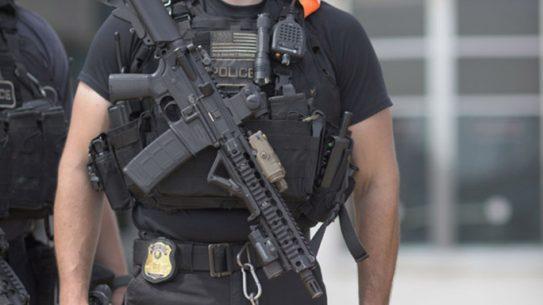 secret service rifle