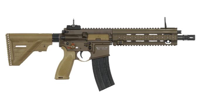 Secret Service Rifle 5.56mm HK416 A5