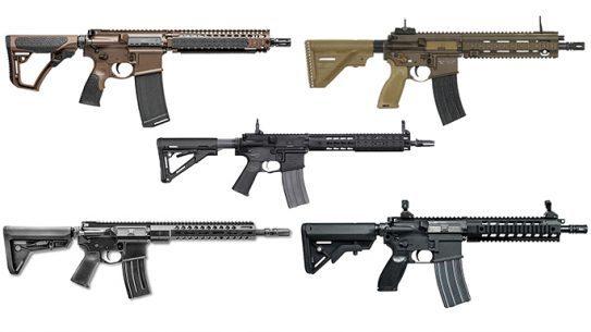 Viable Options New 5.56 Secret Service Rifle