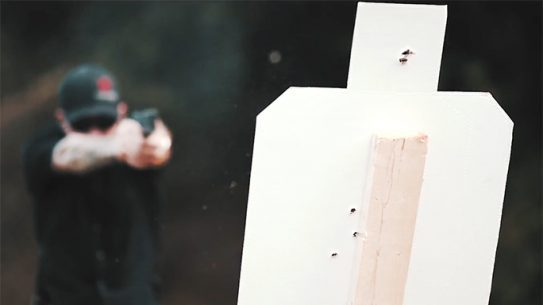 Vigilance Elite training shooting target