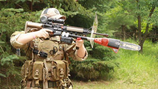 Zombie Apocalypse guns weapons Athlon Outdoors