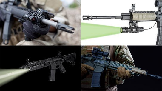 new ar lasers and lights