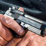 Beretta Wilson Combat 92G Centurion Tactical Pistol rendezvous hold