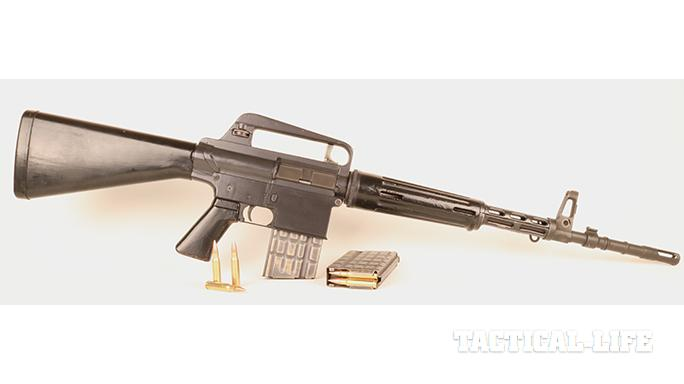 army EPM rifle magazines right profile