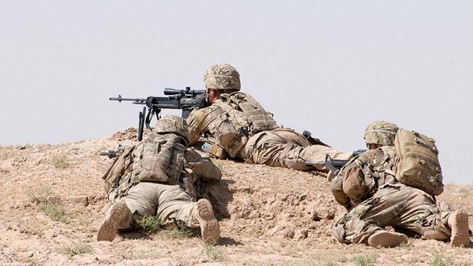 army interim combat service rifle sharpshooter