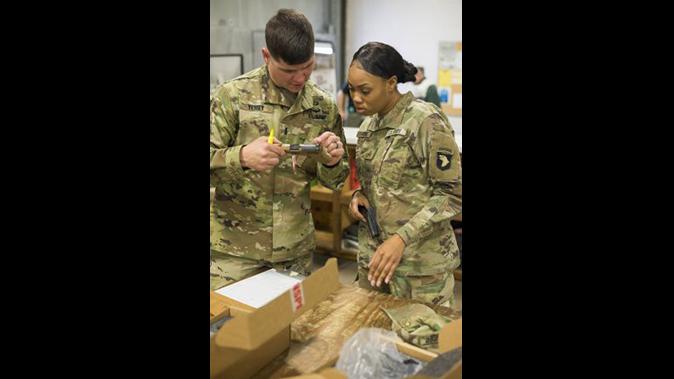 us army m17 m18 pistol inspection