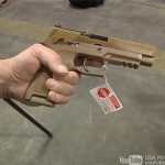 us army m17 m18 pistol right profile