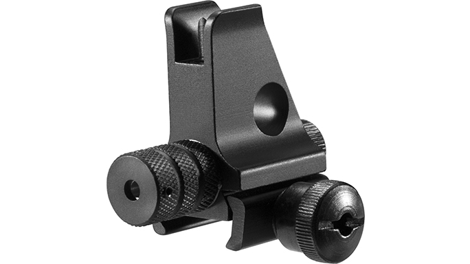 ar lasers Barska Front Sight With Integrated Red Laser Sight