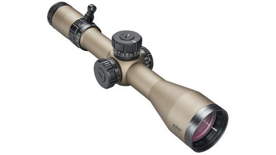 Bushnell XRS II 4.5-30x50, G3, FDE scope