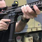 CMMG MkGs Guard rifle