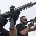CMMG MkGs Guard rifle shootout