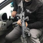 CMMG MkGs Guard rifle action
