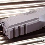 CZ SP-01 Tactical Urban Grey Suppressor-Ready pistol rail