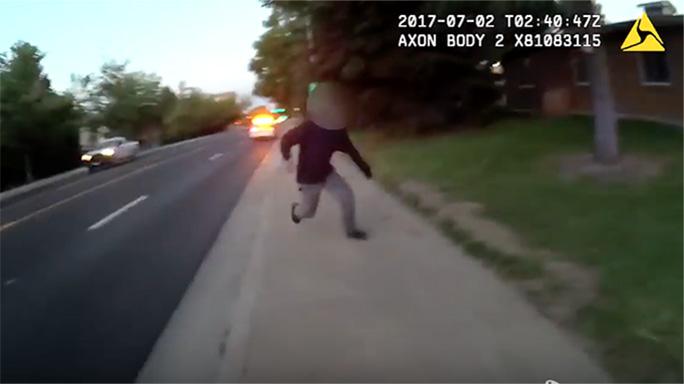 colorado police shooting