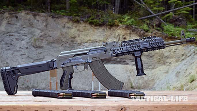 Definitive Arms DAKM-4150 rifle