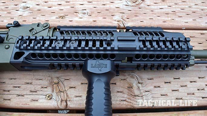 Definitive Arms DAKM-4150 rifle handguards