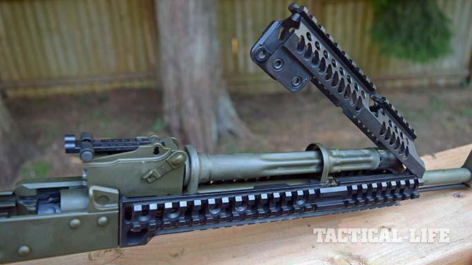 Definitive Arms DAKM-4150 rifle handguard